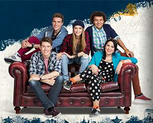 Kleurplaten Studio 100 Ghost Rockers.Studio 100