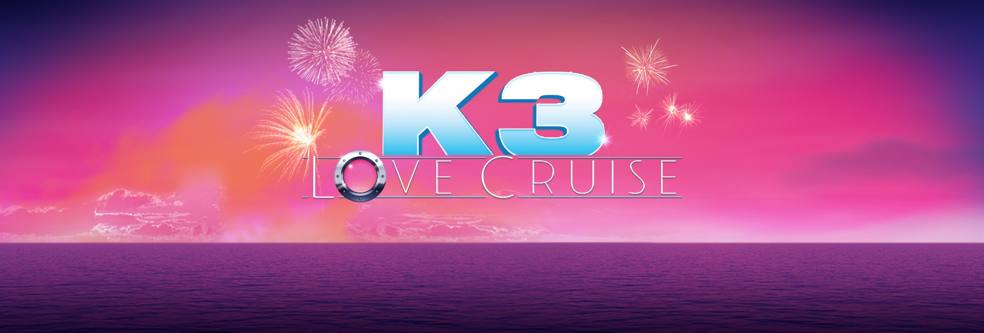 K3 Love Cruise Header