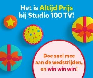 Het is Altijd Prijs bij Studio 100 TV!