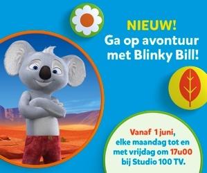 Ga op avontuur met Blinky Bill!