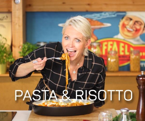 Pasta & Risotto op njam!