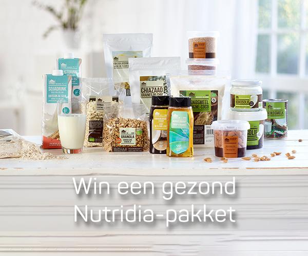 Win een gezond Nutridia pakket