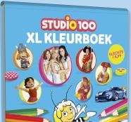 Studio 100 XL Kleurboek