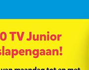 Studio 100 TV Junior voor het slapengaan!