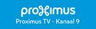 Proximus TV. Kanaal 9.