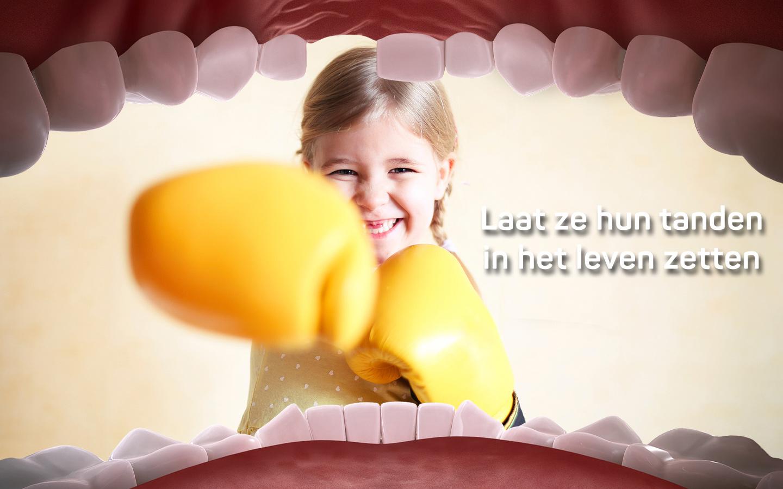 OZ. Slimme zet. Gezonde tanden door een gezonde voeding.