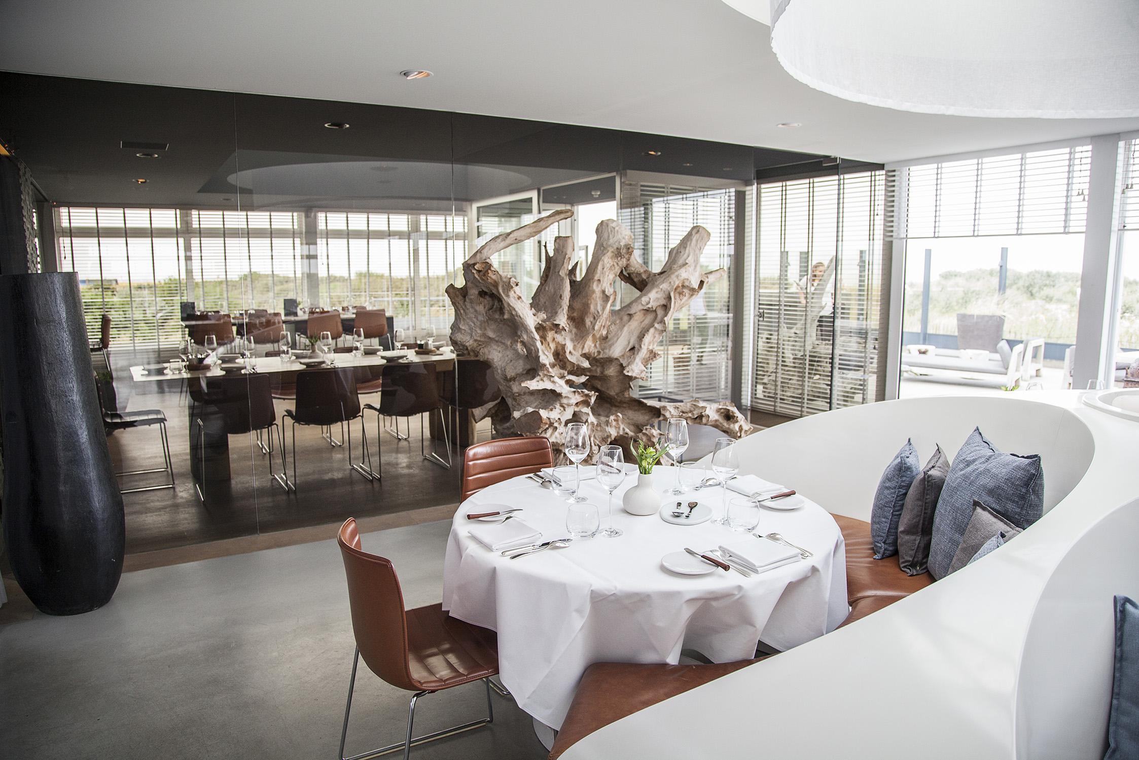 Pure C – gastronomisch loungen aan de Nederlandse kust