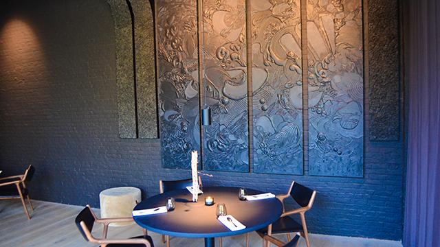 Restaurant in de kijker cuchara for Moderne kookstijl