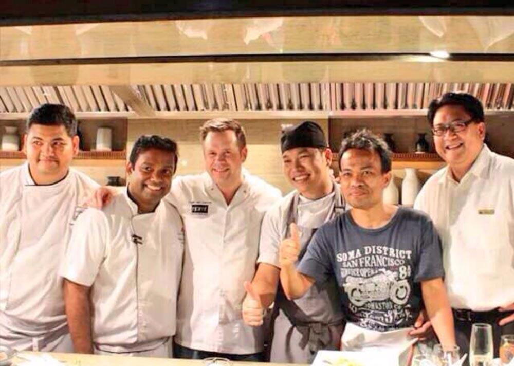 Roger van Damme in Thailand