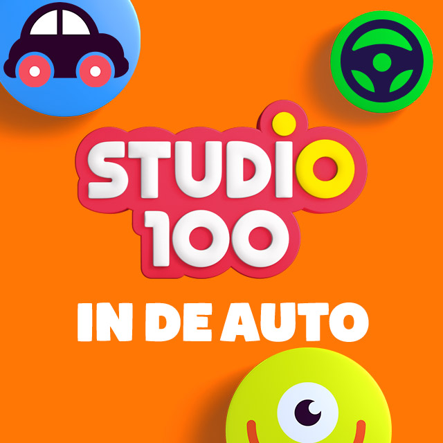 Studio 100 In de auto