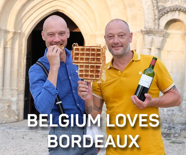 IMU Belgium loves Bordeaux