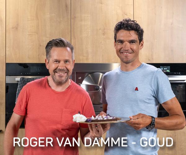IMU Roger van Damme - Goud