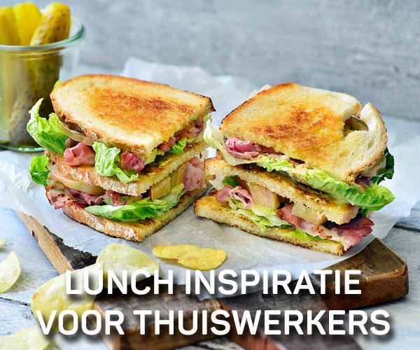 IMU Lunch inspiratie voor thuiswerkers