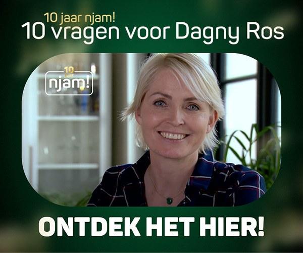 IMU 10 vragen voor Dagny Ros